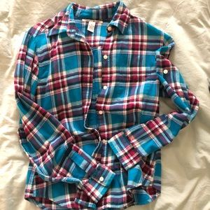 Lucky Brand Button-up Flannel